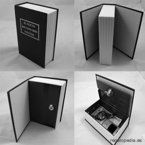 safe box book