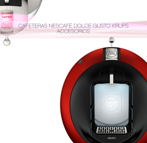 Outlet de Cafeteras Nespresso y Dolce Gusto