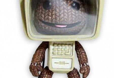 Figura en miniatura de Little Big Planet