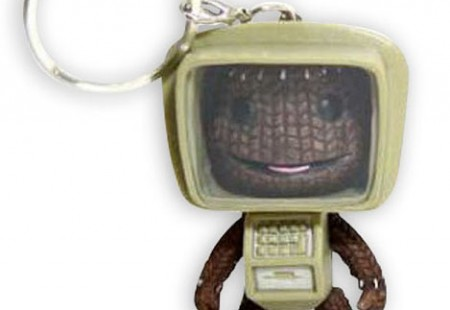 Llavero de Little Big Planet