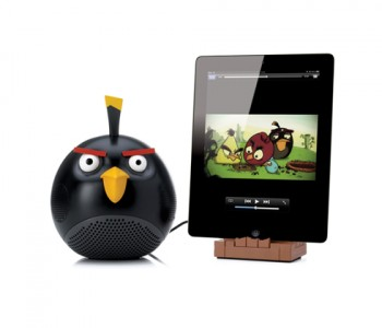 regaos originales altavoces angry birds 3