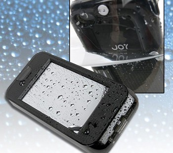 Funda impermeable para iPhone
