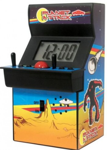 despertadores originales maquina recreativa