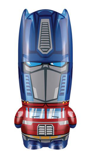 regalos originales memoria usb transformers optimus prime