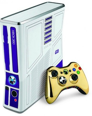 regalos originales xbox-360-star-wars