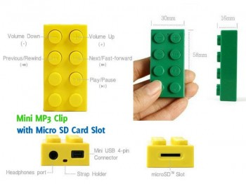 mp3 originales lego