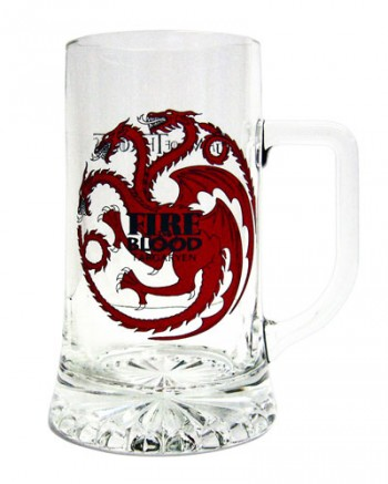 regalos originales taza fire an blood targaryen