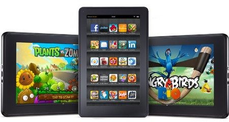 Amazon Kindle Fire, ¿Alternativa al iPad de Apple?