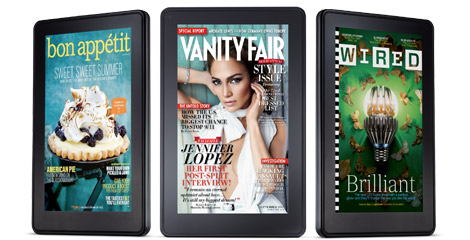 amazon kindle fire revistas