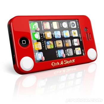 funda iphone Etch a Sketck