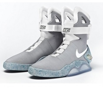 zapatillas nike mag 2011 marty mcfly