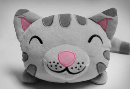 "Peluche ""Dulce Gatito"" de The Big Bang Theory"