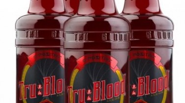 Botella de Sangre True Blood