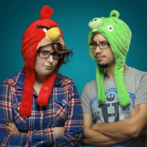 gorros peluches angry birds