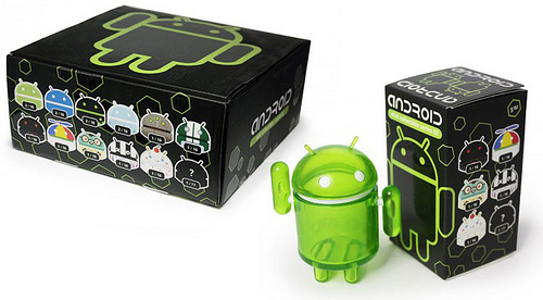mini figuras android coleccionables 1