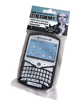 regalos originales stressberry blackberry anti estres