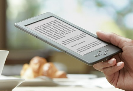 Nuevo Kindle 4 de Amazon por fin Disponible en España