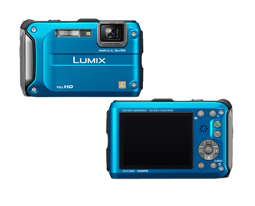 camara sumergible panasonic