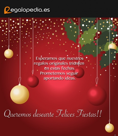 newsletter felices fiestas