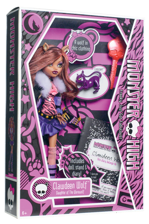 regalos originales muñecas monster high