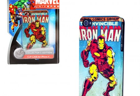 Carcasas para iPhone de Marvel