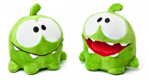 regalos originales peluche Cut the Rope