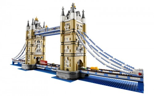 LEGO tower bridge 1