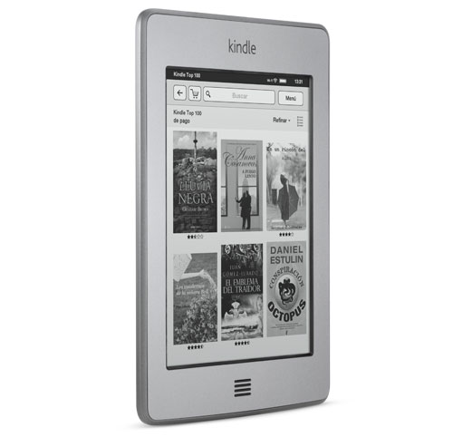 kindle touch de amazon 2