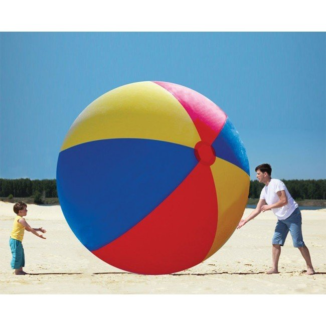 balon-playa-gigante