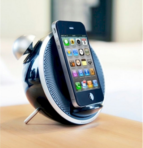 regalos originales despertador edifier iphone