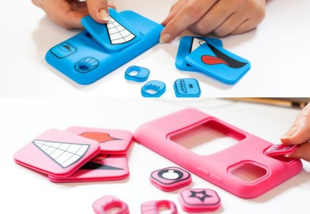 Funda para iPod Touch: Caras Intercambiables de Griffin