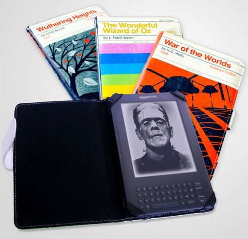 regalos originales libro kindle funda original