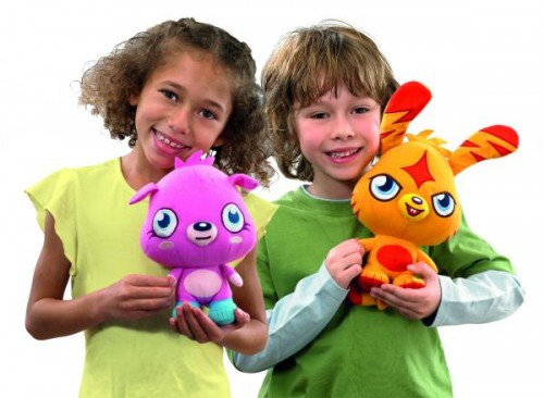 regalos originales moshi monsters parlante