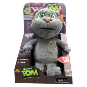 regalos originales talking tom peluche