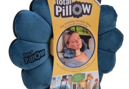 Total Pillow: el Cojín Multifuncional