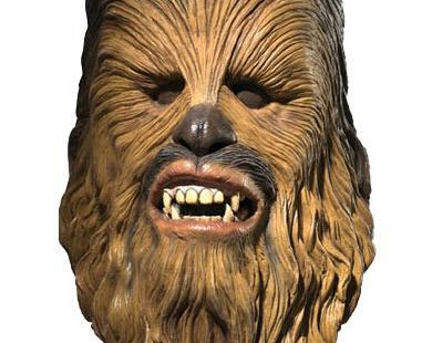 Máscara Star Wars: Chewbacca