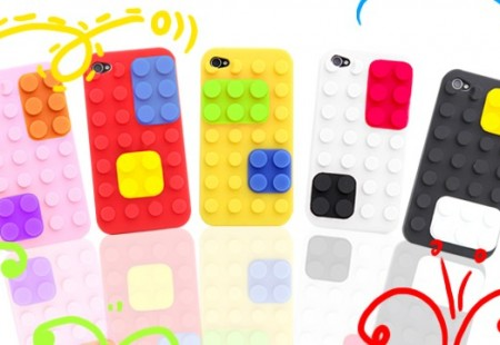 Funda iPhone Bloques de Colores Lego, viste tu iPhone de color
