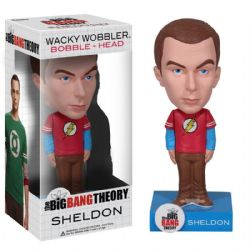 Muñeco Cabezón Sheldon Cooper – The Big Bang Theory