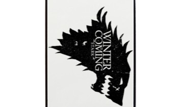 Funda iPhone 4 y 5 Juego de Tronos: Winter is coming