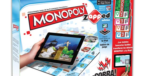monopoly zapped.