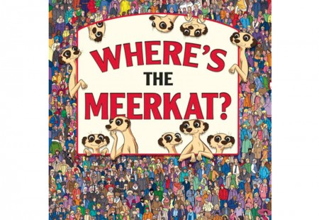 Where's the Meerkat? Al más puro estilo de Wally
