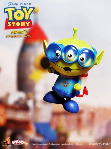 Alien cosbaby Toy Story
