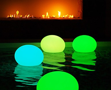 Lámparas Led de Colores para Piscina
