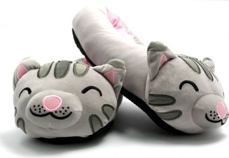 Zapatillas Dulce Gatito Big Bang Theory