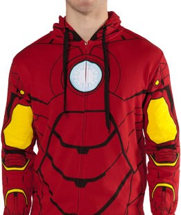 Sudadera Iron Man
