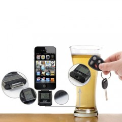 Alcoholimetro para iphone