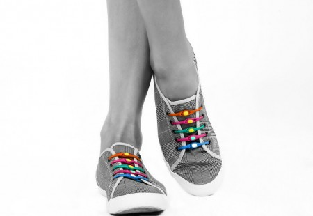 Cordones de Silicona de Colores Hickies