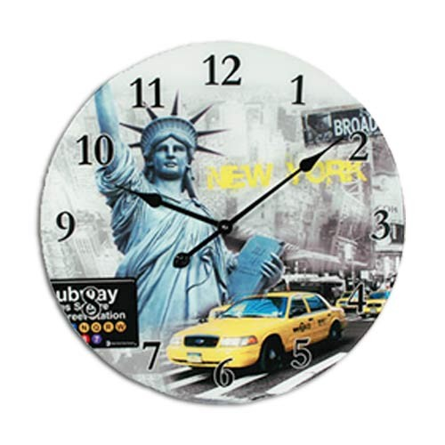 reloj de pared londres new york 3