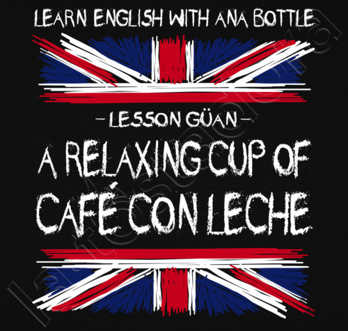 camiseta original relaxing cup cafe con leche plaza mayor