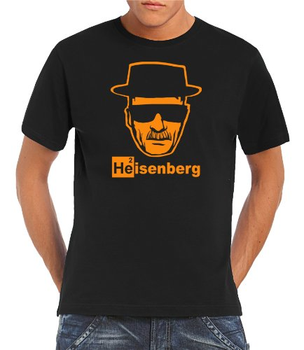 regalos originales camiseta heisenberg breaking bad